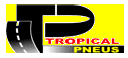 Logotipo da Empresa Tropical Pneus